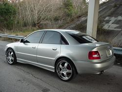 audia4t99s 1999 Audi A4