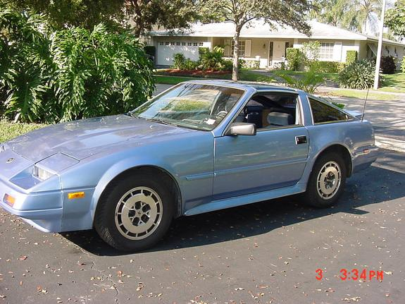 humpmychimp 1986 nissan 300zx specs photos modification. Black Bedroom Furniture Sets. Home Design Ideas