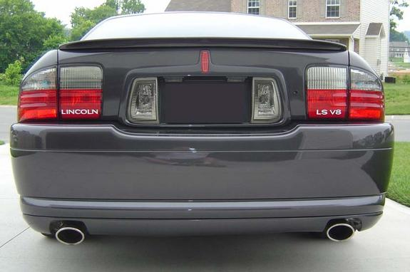 Another Kgiels8 2001 Lincoln Ls Post: 2004 Lincoln Ls Exhaust System At Woreks.co