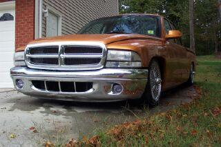 JuicedDak00's 2000 Dodge Dakota Regular Cab & Chassis