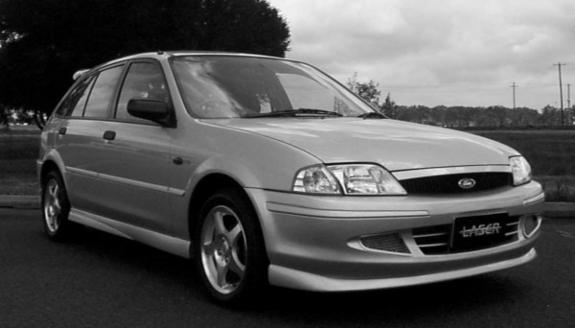 Another laserkid 2000 Ford Laser post... - 3167887
