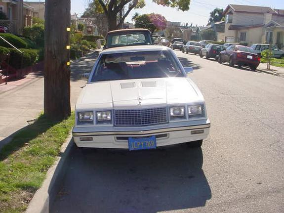 PlymouthPal 1985 Plymouth Caravelle