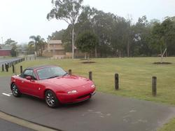 philipleekk2s 1989 Mazda Miata MX-5