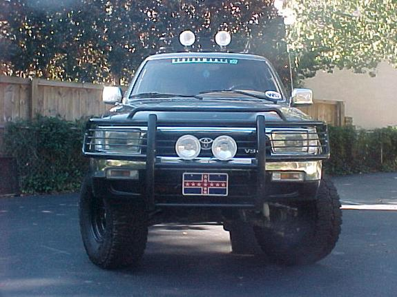 4runnerman01 1995 Toyota 4Runner