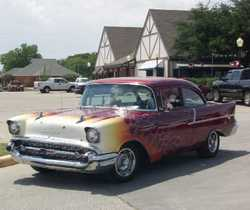 Candy the Dandy 57 Chevy 150