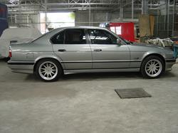 carylag 1992 BMW 5 Series