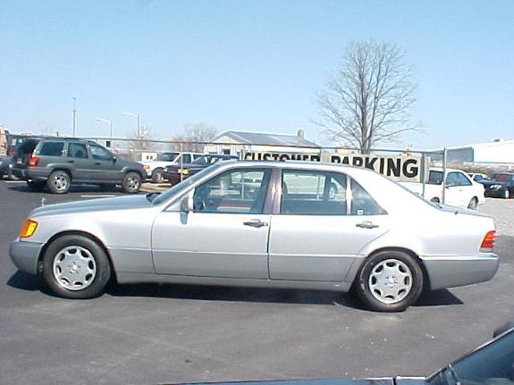 Another hollind 1993 Mercedes-Benz S-Class post... - 3183118