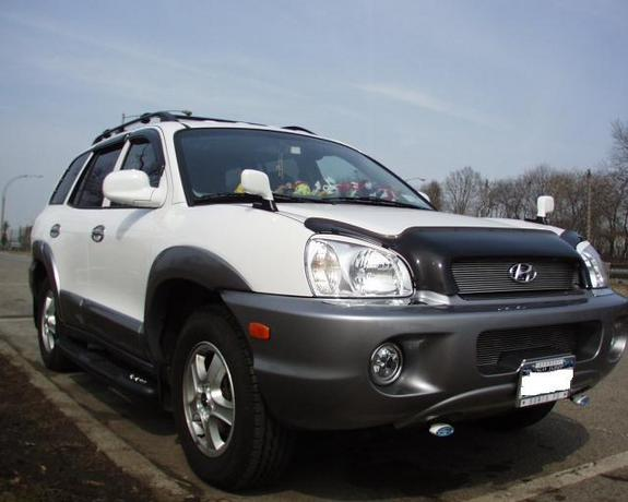 twospirits 2002 hyundai santa fe specs photos modification info at cardomain cardomain