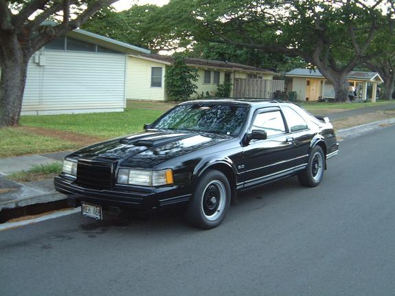 Another BLK90LSCSE 1988 Lincoln Mark VII post... - 3184134