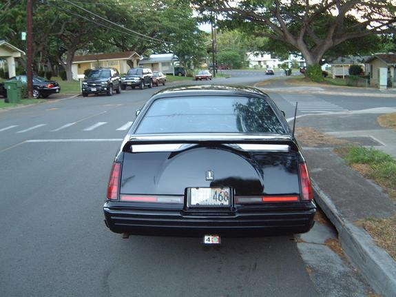Another BLK90LSCSE 1988 Lincoln Mark VII post... - 3184136