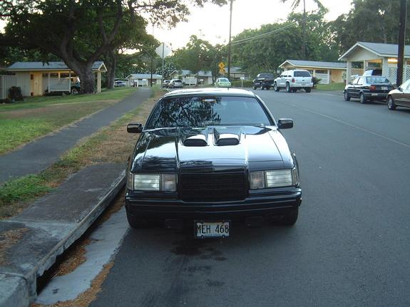 Another BLK90LSCSE 1988 Lincoln Mark VII post... - 3184138