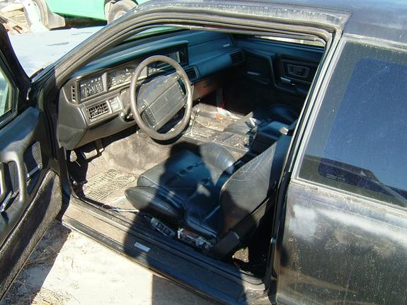 Another BLK90LSCSE 1988 Lincoln Mark VII post... - 3184140