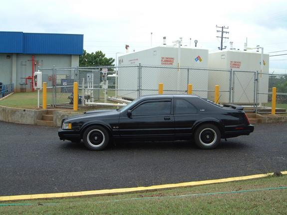 Another BLK90LSCSE 1988 Lincoln Mark VII post... - 3184142
