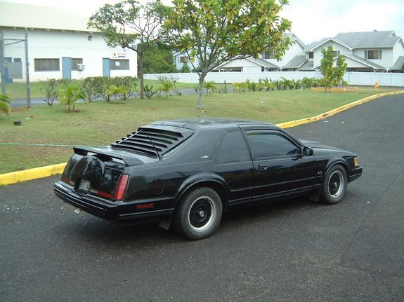 Another BLK90LSCSE 1988 Lincoln Mark VII post... - 3184143