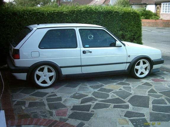ViciousVdub 1987 Volkswagen Golf Specs Photos Modification Info