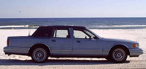 789tw 1991 Lincoln Town Car Specs Photos Modification Info At
