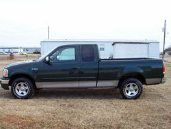 greenf150 2001 Ford F150 Regular Cab