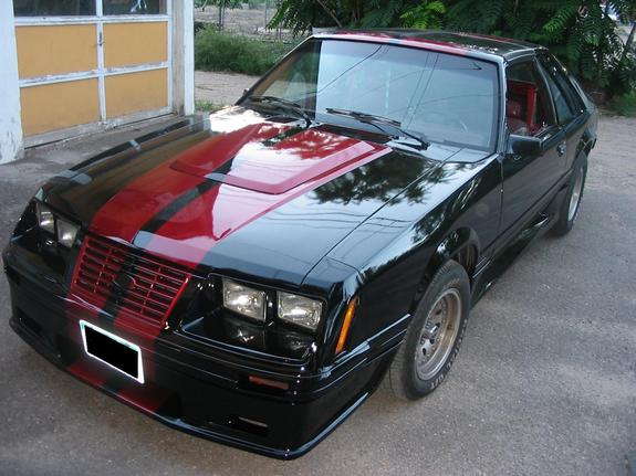 83_gt's 1983 Ford Mustang