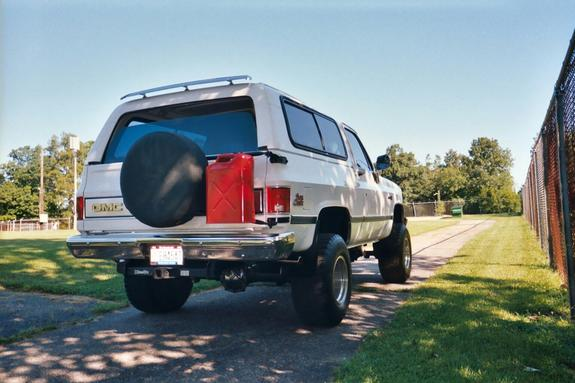 Another mijimmy 1983 GMC Jimmy post... - 3188727