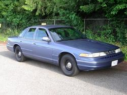 20845 1995 Ford Crown Victoria