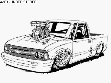 turbos10 1998 Chevrolet S10 Regular Cab Specs, Photos