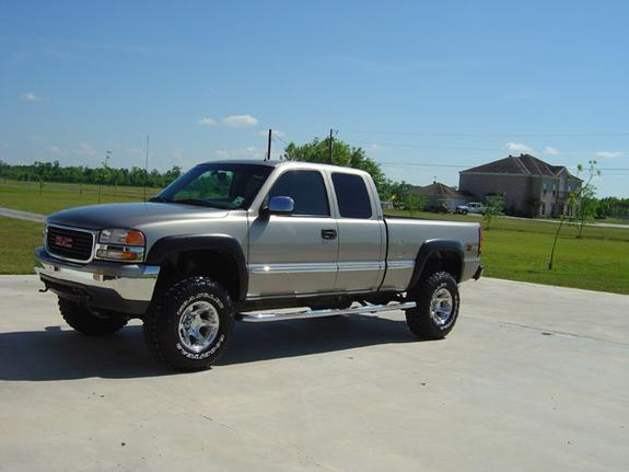 Lifted Gmc Sierra >> DeathKnight 2001 GMC Sierra 1500 Regular Cab Specs, Photos ...