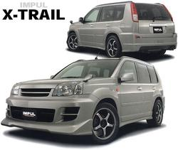Paul_Nismos 2003 Nissan X-trail