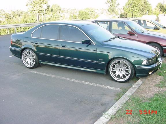 greenpleasure 2000 BMW 5 Series Specs Photos Modification Info