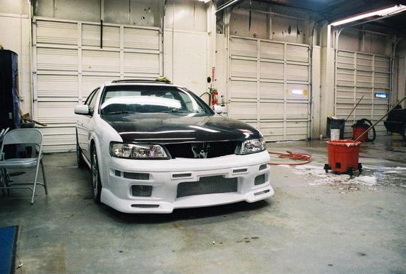 Knoxmax 1996 Nissan Maxima Specs Photos Modification