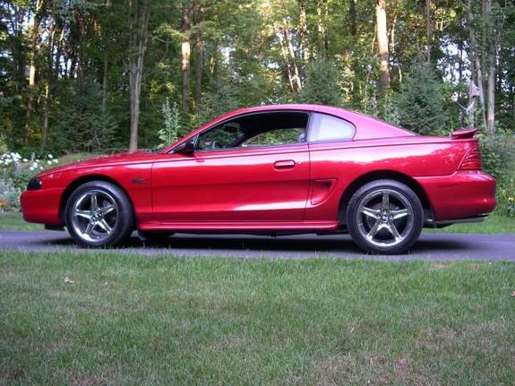 prokiller 1994 ford mustanggt coupe 2d specs photos. Black Bedroom Furniture Sets. Home Design Ideas