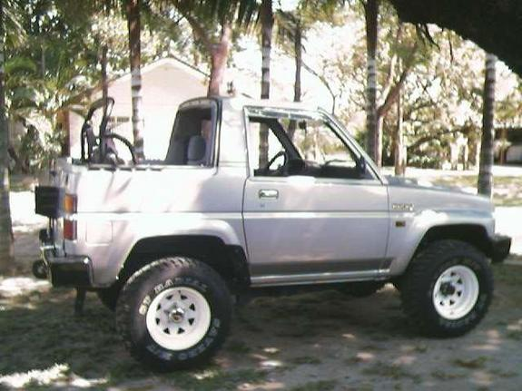 Another hotruck 1990 Daihatsu Rocky post... - 3198090