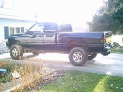 mopar4x4 1996 Dodge Ram 1500 Regular Cab