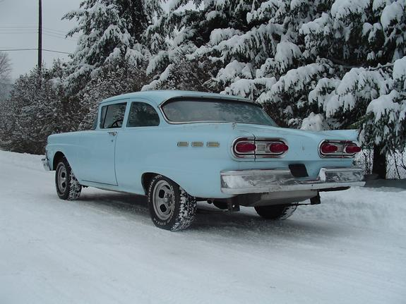 Another loyal 1958 Ford Custom post... - 3208745