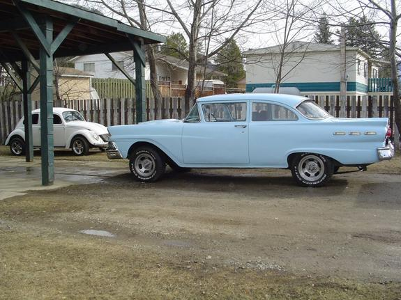 Another loyal 1958 Ford Custom post... - 3208785