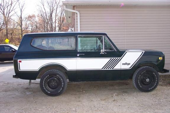 Another duckhunter38 1980 International Scout II post... - 3209246