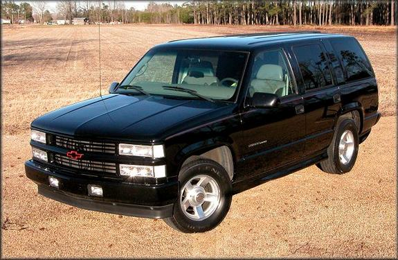 tahoe limited 2000 chevrolet tahoe specs photos modification info at cardomain. Black Bedroom Furniture Sets. Home Design Ideas