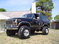 chad287s 1986 Ford Bronco
