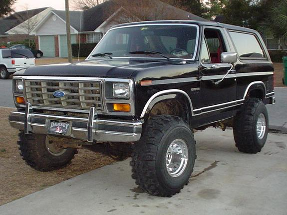 ford bronco partsopen