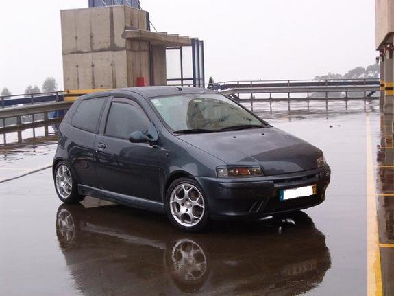 Another rsviper 2000 Fiat Punto post... Photo 3216477