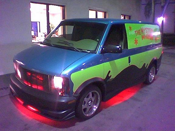 Another ROBQUICK1 1996 Chevrolet Astro post... - 3218360