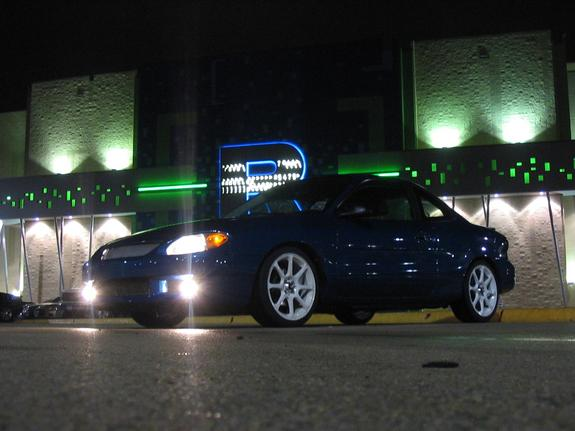 03zx2blue 2003 Ford ZX2