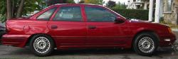 SHO_Drivers 1990 Ford Taurus