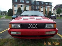 urosluts 1986 Audi Coupe