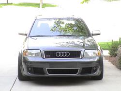 Stevilknevil666 2003 Audi RS 6