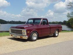 rodshop454 1972 Chevrolet C/K Pick-Up
