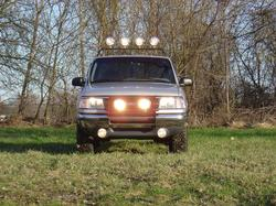 redneckstones 1993 Ford Ranger Regular Cab