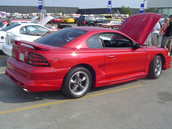 Another Last302 1995 Ford Mustang post... - 3229575