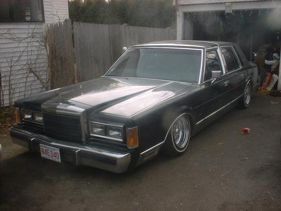 tattoomario 1989 lincoln town car specs photos modification info at cardomain. Black Bedroom Furniture Sets. Home Design Ideas