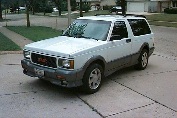 BoostedTy's 1992 GMC Typhoon