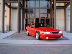 C01312A 1994 Ford Mustang
